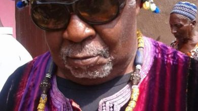 Photo of Kumba traditional ruler stabbed to death
