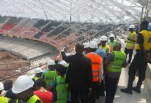 Photo of Sports  Minister gives 10-day ultimatum for completion of ongoing stadia projects in Douala