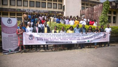 Photo of Youths Upbeat To Foster Peace After Conflict Transformation Training