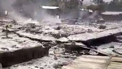 Photo of Military raids, kills, burns more houses in Ikata