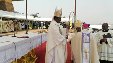 Photo of Andrew Nkea takes full command as Archbishop of Bamenda