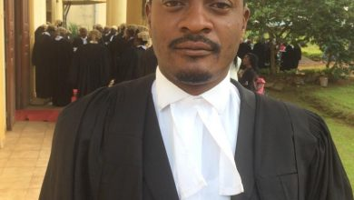 Photo of Lawyer detained for defending indebted man
