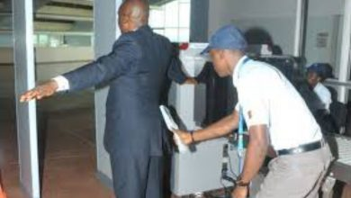 "Photo of ""Bush faller"" arrested, undergoes compulsory coronavirus test"