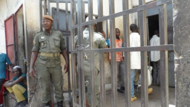 Photo of Inmates in fear of coronavirus as 11 warders quarantined