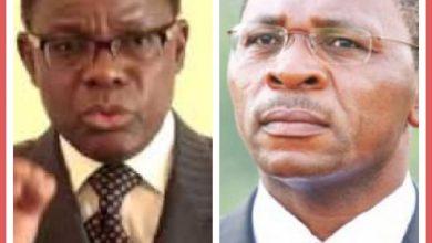 Photo of Kamto responds to Atanga Nji, warns Biya against interruption of coronavirus initiative