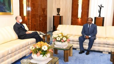 "Photo of ""Missing"" President Biya appears in Etoudi"