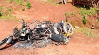 Photo of Five dead, property destroyed as Bui military raid enters day three.
