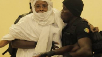 Photo of Hissene Habre back to jail; Fate of a brutal dictator