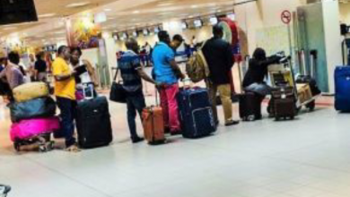 Photo of Over 500 Cameroonians trapped in the United Arab Emirates