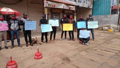Photo of Telecommunication workers protest, decry 'exaggerated' rights abuse
