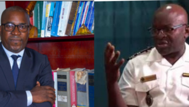 """Photo of """"Col. Cyrille Serge Atonfack is intellectually and professionally dishonest"""" – Bar. Agbor Felix Bala"""