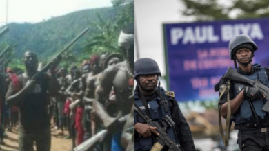 Photo of Terror in Ako as military and Ambazonian fighters battle for control of subdivision