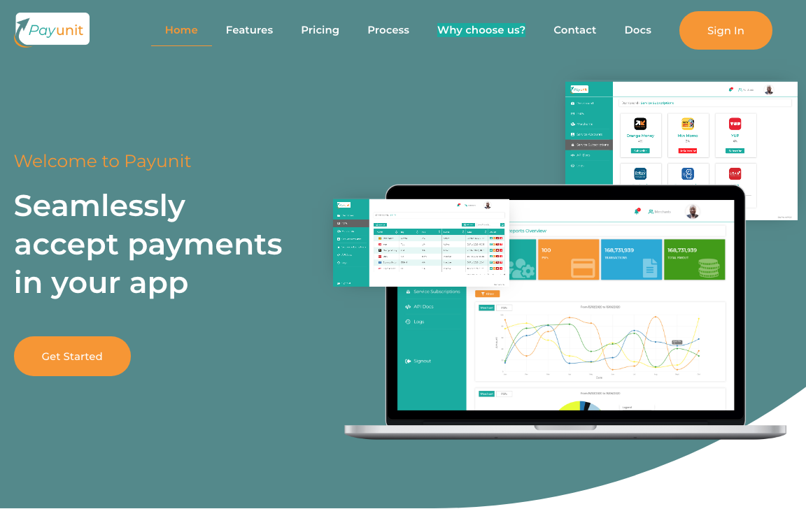 Payunit to ease app payment integration